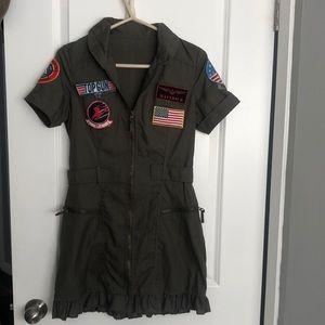 Top Gun Costume
